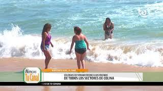 Colonias de Verano 2018, Colina.