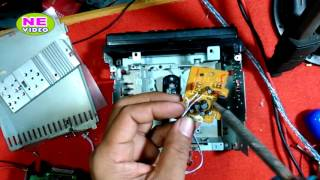 cara pasang Usb Mp3 di Tape JVC