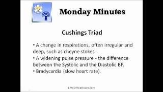 Cushings Triad | Head Injury thumbnail