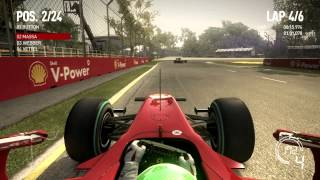 F1 2010 - Felipe Massa - Australia
