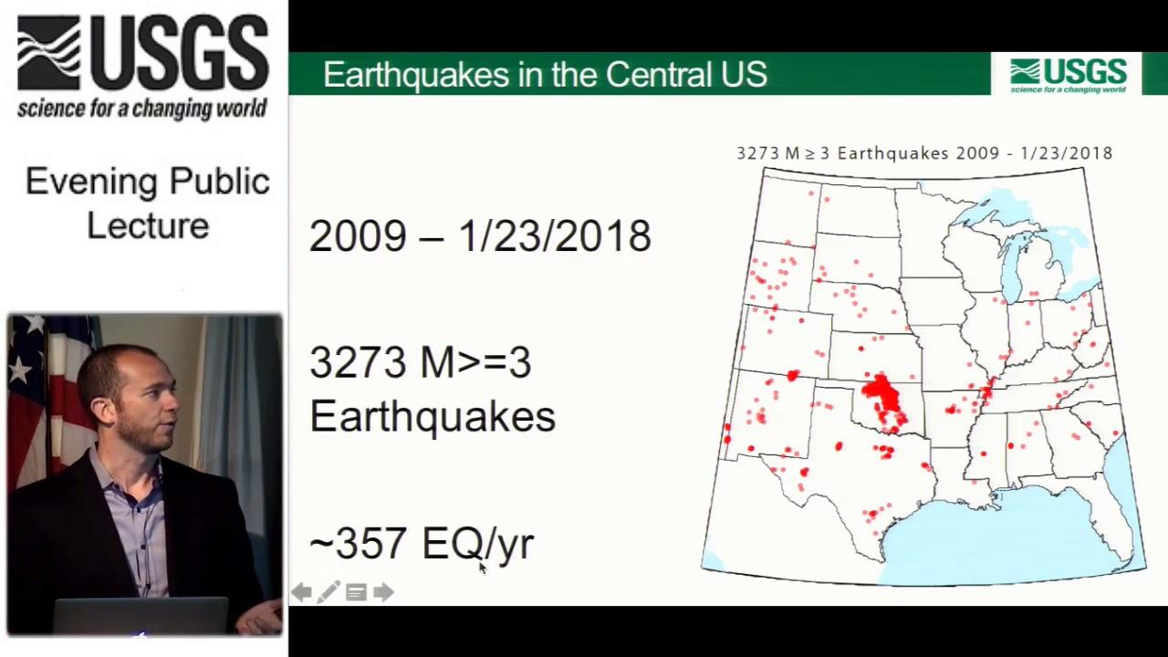PubTalk 5/2018 - Earthquakes