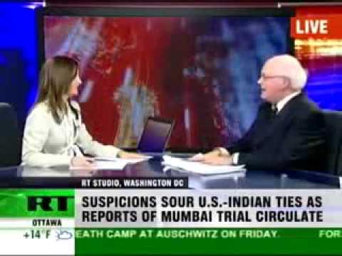 U S  Agent Involved In Mumbai Terror Attack, Caught Preparing False flag Op. in Danemark