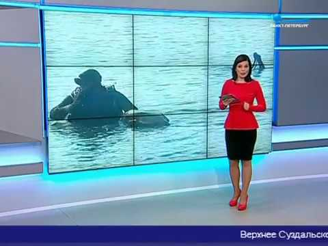 Активисты РГО убрали берега Верхнего Суздальского озера