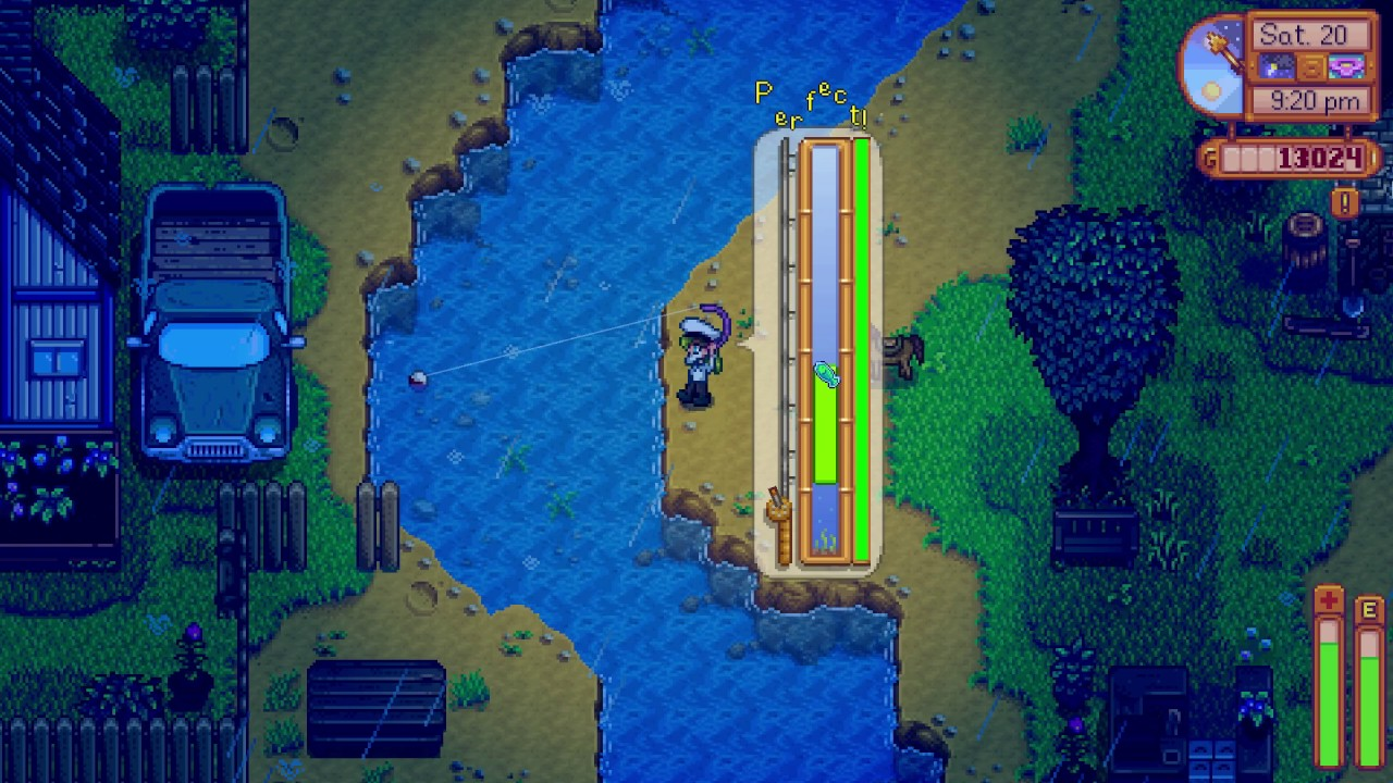 Where to fish Bream - Stardew Valley - YouTube