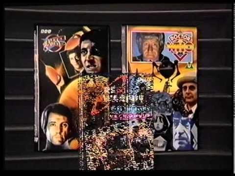 15 January 1992 BBC2 - BBC Video sci fi advert