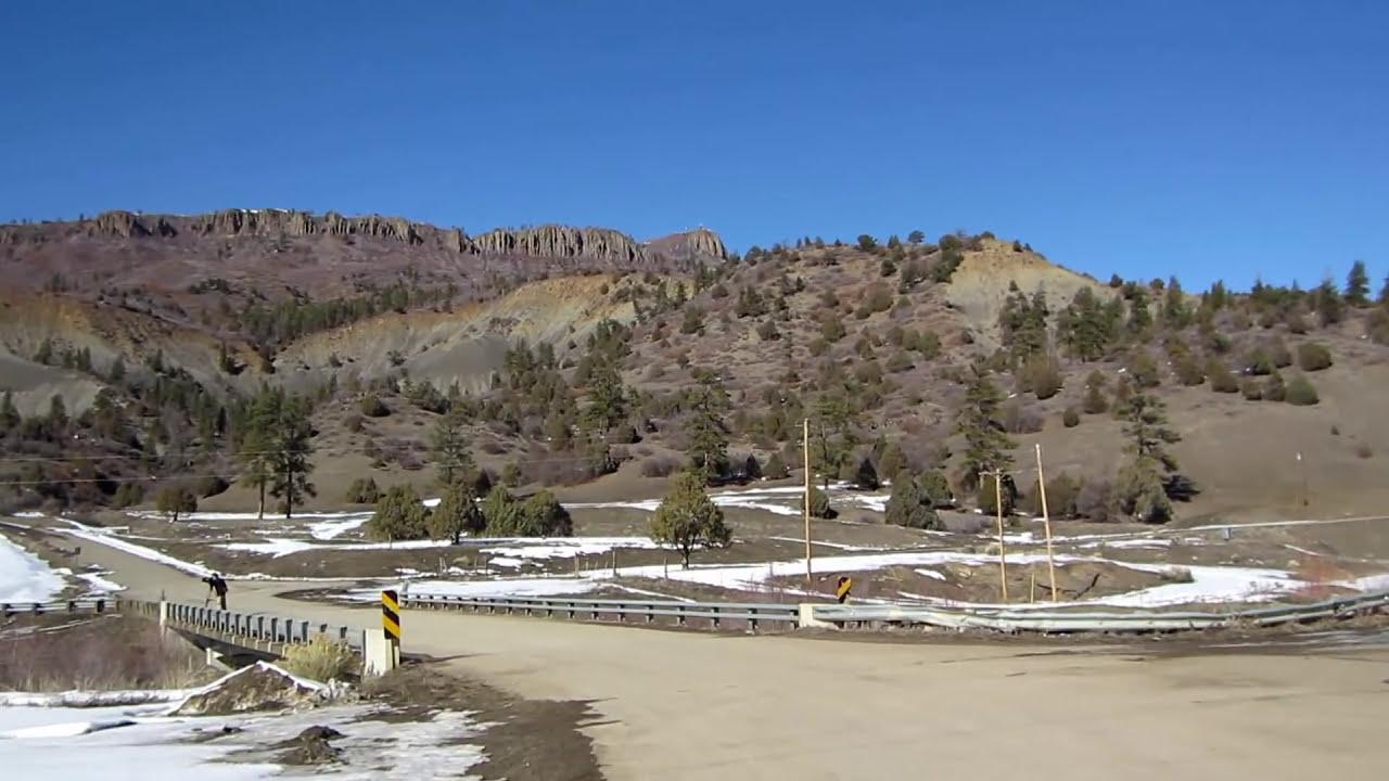 Archuleta Mesa Dulce New Mexico March 1 2013  YouTube