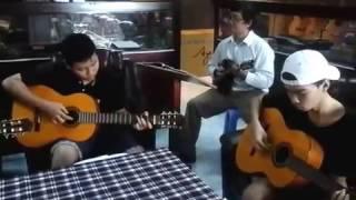 Bụi phấn -Lớp guitar mandolin Ayers Biên Hòa