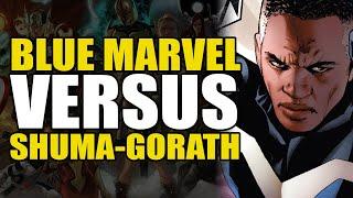 Blue Marvel vs Shuma-Gorath: Mighty Avengers Vol 1 Conclusion