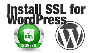 install ssl certificate on wordpress no steps skipped 2015