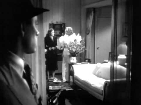Railroaded 1947, Anthony Mann  Good guy's sister beats up femme fatale