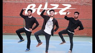 Buzz | Aastha Gill ft. Badshah | Priyank Sharma | Dance Cover | Choreography - Pranav Budhdeo