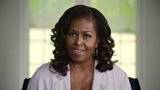 video: Michelle Obama brands President Trump 'racist' in scalding video