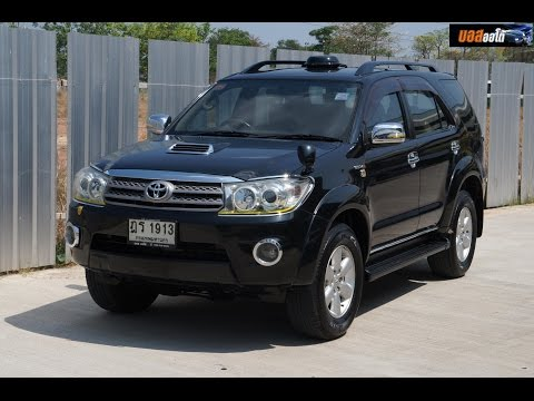 ขาย Toyota Fortuner 2009 3 0v AT By.บอสออโต้