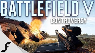 Addressing the Battlefield 5 Controversy