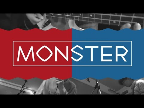 YAJICO GIRL - MONSTER [Official Music Video]
