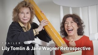 Two Free Women: Lily Tomlin & Jane Wagner   Trailer   Sept. 12-16