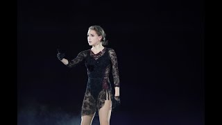 ALINA ZAGITOVA Me Voy Grand Prix Final TV Asahi with sub КП в Турине с комментариями японцев