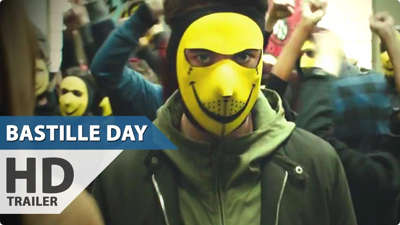Bastille Day Trailer 2016 Idris Elba Action Movie Hd Youtube
