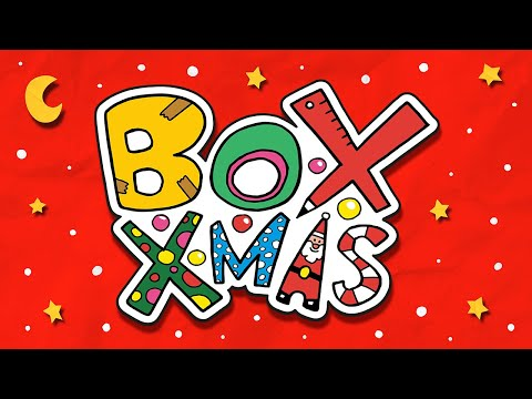 Box Xmas Trailer ⭐ The World's Best Christmas Workshop! | DIY Holiday Crafts for Kids