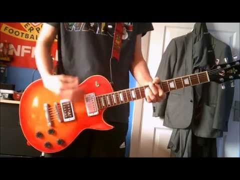 Busted Year 3000 Guitar Cover Youtube