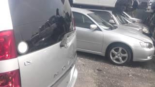Видео-тест автомобиля Toyota Noah (Azr65-0065633 2003г)