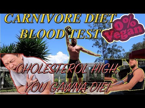 Insane 5 Year KETO LAB RESULTS | Cholesterol HIGH, will I SURVIVE? | Carnivore Diet LABS pt 1