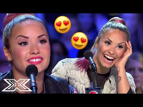 demi-lovato's-top-3-favourite-auditions-on-x-factor-usa-|-x-factor-global