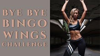 Video BYE BYE BINGO WINGS | ARM TONING | DAY 4- CHALLENGE 4 download MP3, 3GP, MP4, WEBM, AVI, FLV September 2018