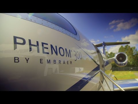 Phenom 300 WTF! Highest Performance Single Pilot Private Jet - Flight VLOG