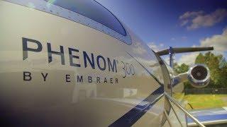 Phenom 300 WTF! Highest Performance Single Pilot Private Jet - Flight VLOG