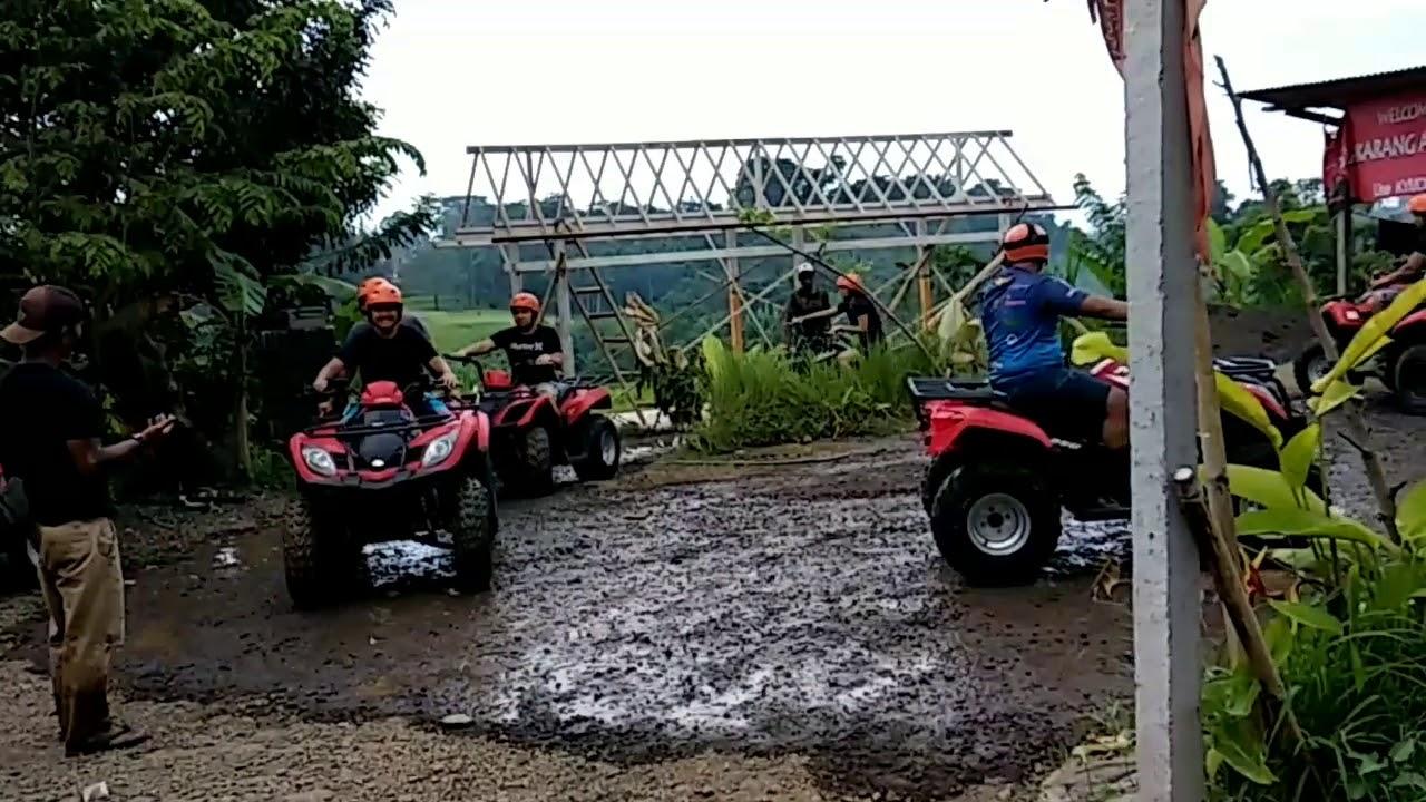 Atv Ride Silakarang Ubud Book Bali Atv Ride Adventure