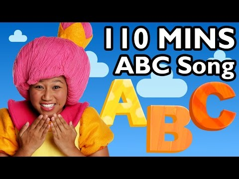ABC Song and More Nursery Rhymes With...