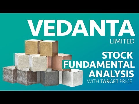 VEDANTA Fundamental Analysis | Largest Natural Resources Mining Company | Indian Stock Market