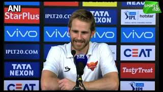 #IPL2018: Kane Williamson: Chennai Responded To Pressure Better Than Us | Sports Tak
