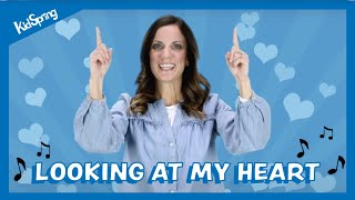Looking At My Heart | Preschool Worship Song
