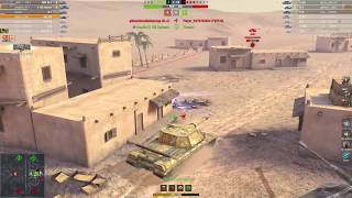 Wot Blitz  /  Mad Games  /  Blind Shoots