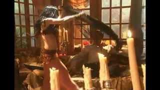 O Clone - Em sonho, Mina e Latifa dançam para Mohamed