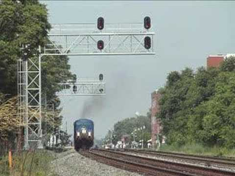 VRE: Sounder Train