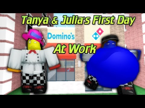 First Day At Work - Tanya And Julia