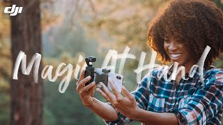 DJI Pocket 2 – Magic At Hand