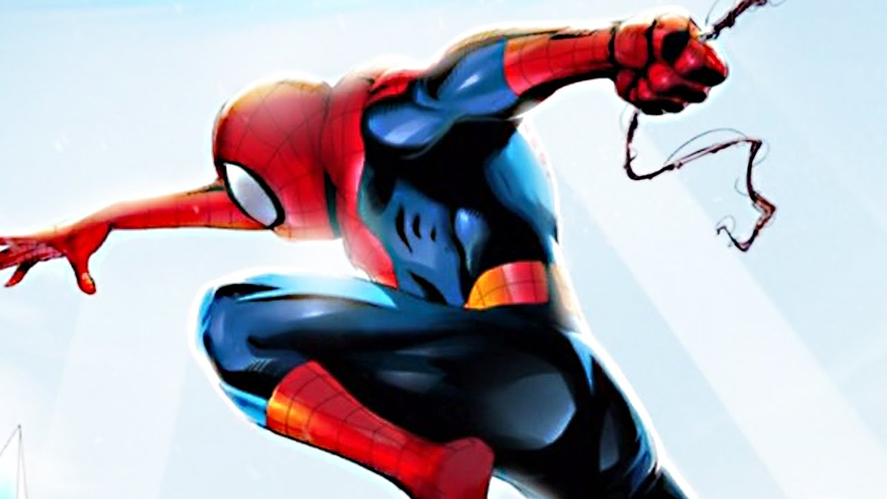 Spider man unlimited wallpaper