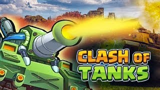 CLASH OF TANKS | Gameplay Walkthrough (Part 2)