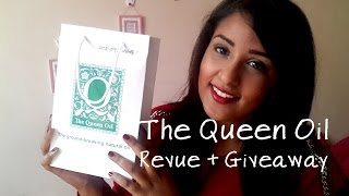revue n 5 giveaway the queen oil frm