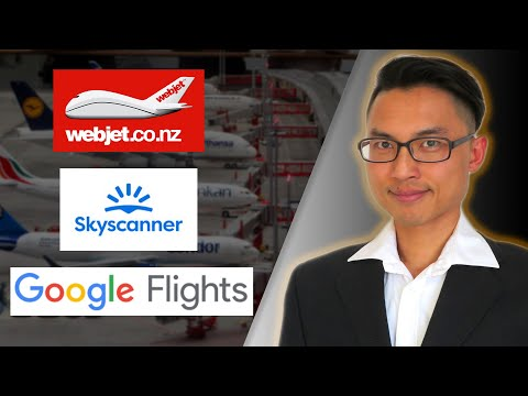 How To Search For Cheap Flights? | Webjet, Skyscanner, Google Flights