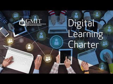GMIT Digital Learning Charter, Nov 2020