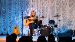 Курсы игры на гитаре в Иваново (Булаева Анастасия - Шоро №2)