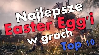 Najlepsze Easter Egg'i w grach - Top 10 ciekawostek #1