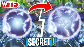 * NEW * Fortnite UPDATE | SECRETS of the SPHERE of LOOT LAKE!