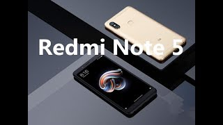 Redmi Note 5- No.1 of redmi phone