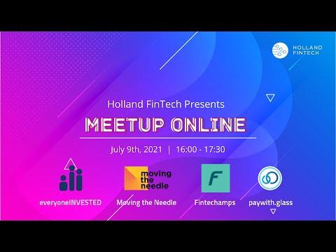 Holland FinTech Online Meetup